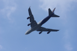 ぼくちゃんさんが、横田基地で撮影したアトラス航空 747-45E(BDSF)の航空フォト(飛行機 写真・画像)