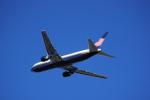 ぼくちゃんさんが、横田基地で撮影したノースアメリカン航空 767-328/ERの航空フォト(飛行機 写真・画像)