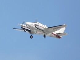 tetuさんが、札幌飛行場で撮影した北海道航空 C90A King Airの航空フォト(飛行機 写真・画像)