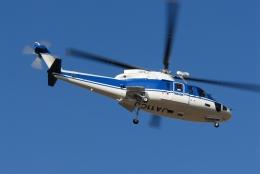 かぐさんが、?で撮影したファーストエアートランスポート S-76C++の航空フォト(飛行機 写真・画像)