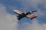 ぼくちゃんさんが、横田基地で撮影したカリッタ エア 747-446(BCF)の航空フォト(飛行機 写真・画像)