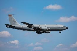 new_2106さんが、横田基地で撮影したアメリカ空軍 KC-135R Stratotanker (717-148)の航空フォト(飛行機 写真・画像)