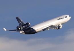 関西国際空港 - Kansai International Airport [KIX/RJBB]で撮影されたルフトハンザ・カーゴ - Lufthansa Cargo [GEC]の航空機写真