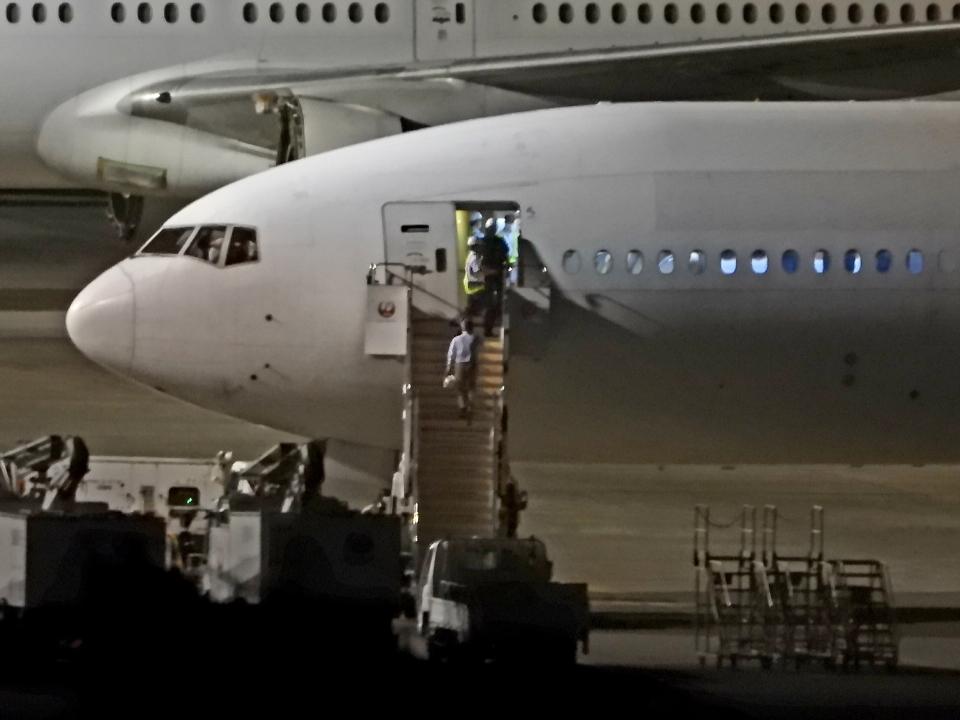チャレンジャーさんの日本航空 Boeing 777-200 (JA8977) 航空フォト