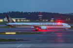 KAMIYA JASDFさんが、成田国際空港で撮影したシンガポール航空 787-10の航空フォト(飛行機 写真・画像)