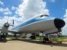 Smyth Newmanさんが、航空科学博物館で撮影した日本航空機製造 YS-11の航空フォト(飛行機 写真・画像)