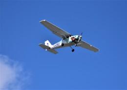 RyuRyu1212さんが、横田基地で撮影したヨコタ・アエロ・クラブ 172F Skyhawkの航空フォト(飛行機 写真・画像)