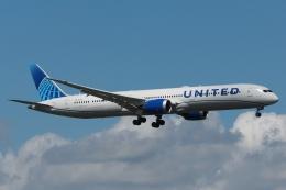 木人さんが、成田国際空港で撮影したユナイテッド航空 787-10の航空フォト(飛行機 写真・画像)