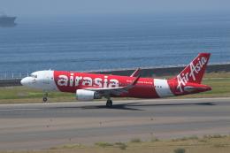 ANA744Foreverさんが、中部国際空港で撮影したエアアジア・ジャパン A320-216の航空フォト(飛行機 写真・画像)