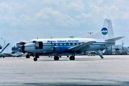 パール大山さんが、マイアミ国際空港で撮影したMarco Island Airways 4-0-4の航空フォト(飛行機 写真・画像)