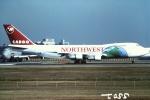 tassさんが、成田国際空港で撮影したノースウエスト航空 747-222B(SF)の航空フォト(飛行機 写真・画像)