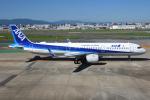sky77さんが、福岡空港で撮影した全日空 A321-272Nの航空フォト(飛行機 写真・画像)