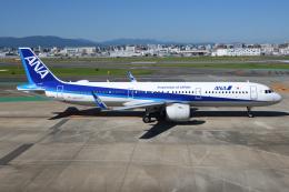 航空フォト:JA131A 全日空 A321neo