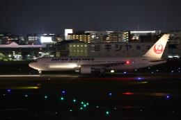 funi9280さんが、福岡空港で撮影した日本航空 767-346/ERの航空フォト(飛行機 写真・画像)