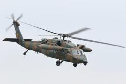 レガシィさんが、宇都宮飛行場で撮影した陸上自衛隊 UH-60JAの航空フォト(飛行機 写真・画像)