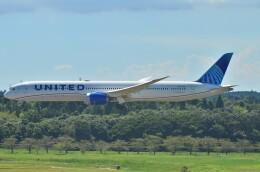 ちかぼーさんが、成田国際空港で撮影したユナイテッド航空 787-10の航空フォト(飛行機 写真・画像)