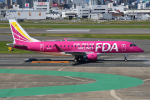 sky77さんが、福岡空港で撮影したフジドリームエアラインズ ERJ-170-200 (ERJ-175STD)の航空フォト(飛行機 写真・画像)