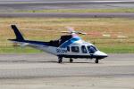 yabyanさんが、名古屋飛行場で撮影したセコム A109E Powerの航空フォト(飛行機 写真・画像)