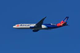 chinbariさんが、成田国際空港で撮影したエアカラン A330-941の航空フォト(飛行機 写真・画像)
