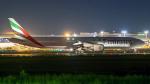 Cozy Gotoさんが、成田国際空港で撮影したエミレーツ航空 777-31H/ERの航空フォト(飛行機 写真・画像)