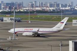 flying_horseさんが、羽田空港で撮影したロシア連邦保安庁 Il-96-300の航空フォト(飛行機 写真・画像)