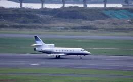 kumagorouさんが、羽田空港で撮影したソニートレーディングインターナショナル Falcon 900EXの航空フォト(飛行機 写真・画像)