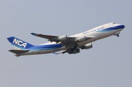 SIさんが、成田国際空港で撮影した日本貨物航空 747-4KZF/SCDの航空フォト(飛行機 写真・画像)