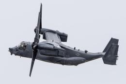 KANTO61さんが、横田基地で撮影したアメリカ空軍 CV-22Bの航空フォト(飛行機 写真・画像)