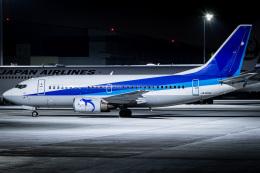 I.Kさんが、羽田空港で撮影したANAウイングス 737-54Kの航空フォト(飛行機 写真・画像)