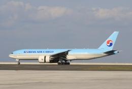 Fukutaroさんが、北九州空港で撮影した大韓航空 777-FB5の航空フォト(飛行機 写真・画像)