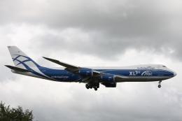 小牛田薫さんが、成田国際空港で撮影したエアブリッジ・カーゴ・エアラインズ 747-8Fの航空フォト(飛行機 写真・画像)