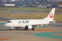 flyflygoさんが、福岡空港で撮影したジェイエア ERJ-170-100 (ERJ-170STD)の航空フォト(飛行機 写真・画像)