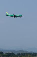 Severemanさんが、静岡空港で撮影したフジドリームエアラインズ ERJ-170-100 SU (ERJ-170SU)の航空フォト(写真)
