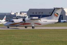 JETBIRDさんが、モントリオール・ピエール・エリオット・トルドー国際空港で撮影したクリーベック航空 DHC-8-102 Dash 8の航空フォト(飛行機 写真・画像)