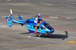 yabyanさんが、名古屋飛行場で撮影した岩手県警察 BK117C-1の航空フォト(飛行機 写真・画像)