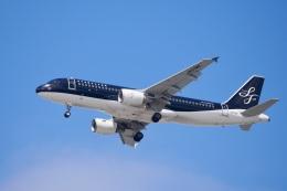 飛行機ゆうちゃんさんが、羽田空港で撮影したスターフライヤー A320-214の航空フォト(飛行機 写真・画像)
