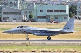 Hii82さんが、小松空港で撮影した航空自衛隊 F-15J Eagleの航空フォト(飛行機 写真・画像)