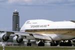 senyoさんが、成田国際空港で撮影したシンガポール航空 747-412の航空フォト(飛行機 写真・画像)