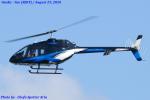 Chofu Spotter Ariaさんが、八尾空港で撮影した日本個人所有 505 Jet Ranger Xの航空フォト(飛行機 写真・画像)