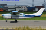 Chofu Spotter Ariaさんが、八尾空港で撮影した日本個人所有 TU206G Turbo Stationair 6の航空フォト(飛行機 写真・画像)