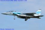 Chofu Spotter Ariaさんが、小松空港で撮影した航空自衛隊 F-15DJ Eagleの航空フォト(飛行機 写真・画像)