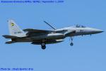 Chofu Spotter Ariaさんが、小松空港で撮影した航空自衛隊 F-15J Eagleの航空フォト(飛行機 写真・画像)