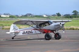 kumagorouさんが、仙台空港で撮影したニセコ・アビエーション CC19-180 XCubの航空フォト(飛行機 写真・画像)