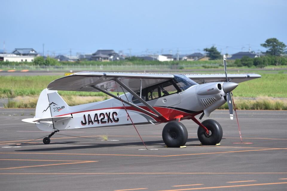 kumagorouさんのニセコ・アビエーション Cub Crafters CC19-180 XCub (JA42XC) 航空フォト