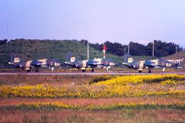 AWACSさんが、茨城空港で撮影した航空自衛隊 F-1の航空フォト(飛行機 写真・画像)