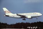 tassさんが、成田国際空港で撮影したターキッシュ・エアラインズ A310-304の航空フォト(飛行機 写真・画像)