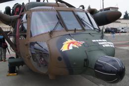 masahiさんが、横田基地で撮影した陸上自衛隊 UH-60JAの航空フォト(飛行機 写真・画像)