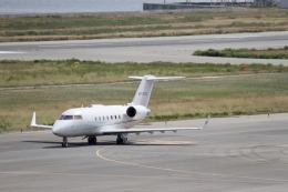 344さんが、関西国際空港で撮影したジェット・アビエーション・ビジネス・ジェット CL-600-2B16 Challenger 604の航空フォト(飛行機 写真・画像)