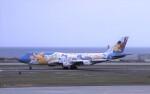 kumagorouさんが、那覇空港で撮影した全日空 747-481(D)の航空フォト(飛行機 写真・画像)