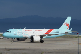 naveさんが、関西国際空港で撮影した長竜航空 A320-251Nの航空フォト(飛行機 写真・画像)